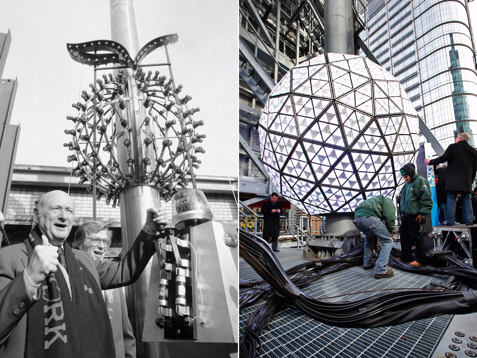 History of the Times Square Ball Drop